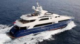 Motor yacht&nbsp;LADY LEILA (ex MISS ROSE)